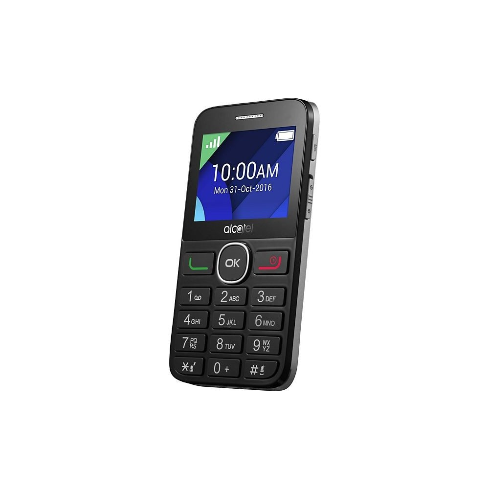 Alcatel 2008G 8MB 16MB Plata Reacondicionado