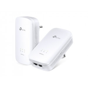 TP-Link TL-PA9020 KIT de Inicio Powerline de 2 Puertos Gigabit AV2000 Reacondicionado