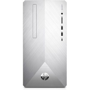 HP Pavilion Desktop 590-p0046na i3-8100 8GB 1TB 16GB OPTANE W10 Reacondicionado