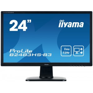 Iiyama Prolite B2483HS-B3 24 LED FHD TN 1ms 60Hz Reacondicionado