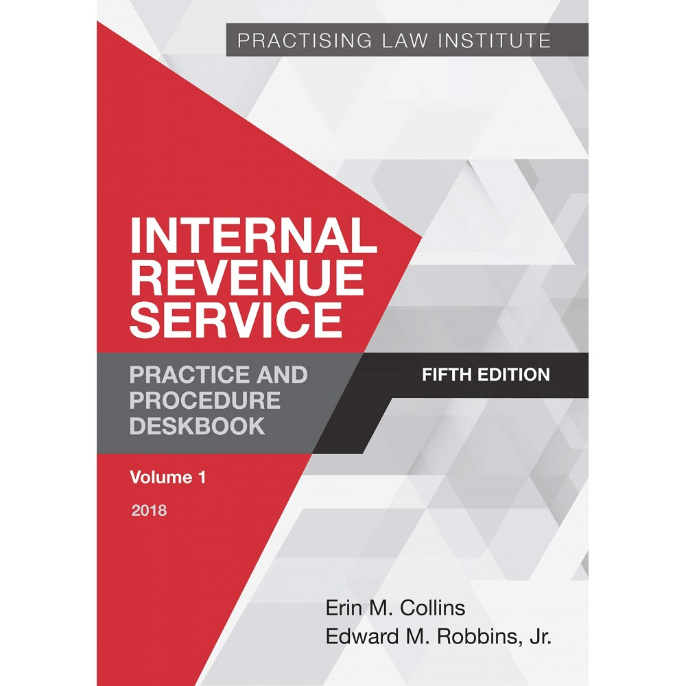 Internal Revenue Service Practice and...