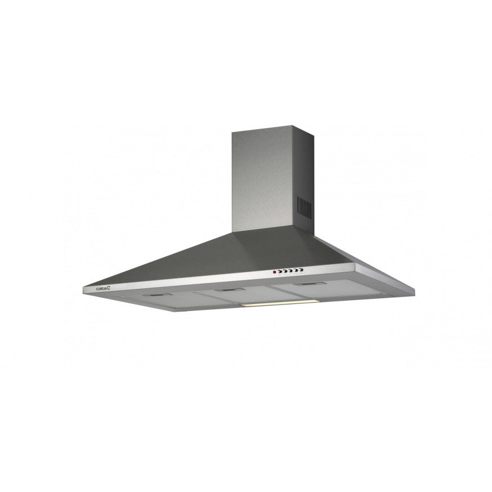 Cata V-900 X  L 90CM Inox Campana Decorativa Reacondicionado