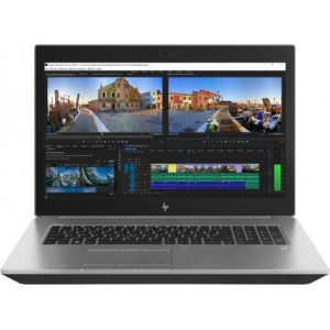 HP ZBook 17 G5 Workstation i7-8850H vPro 32GB 512SSD Quadro P3200 17.3 W10 Pro Caja Abierta