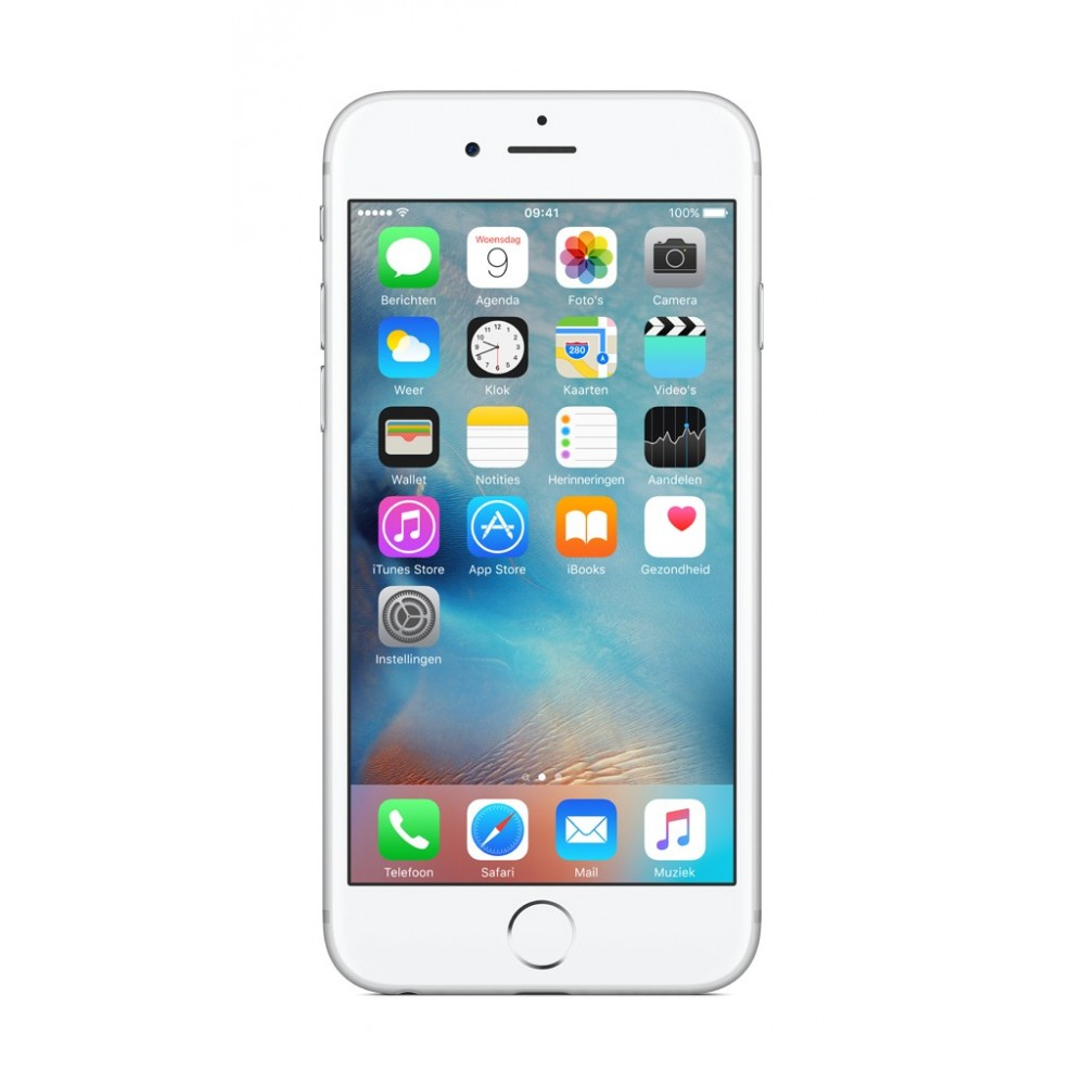 Apple iPhone 6S 32GB Silver Reacondicionado