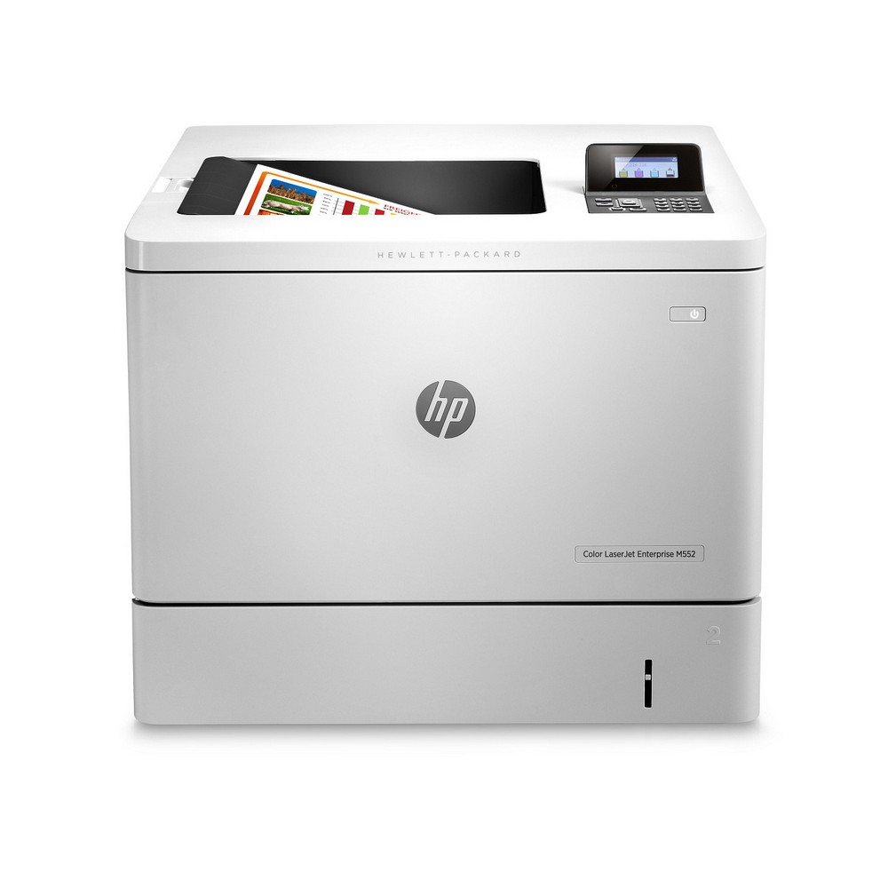 HP Color LaserJet Enterprise M552dn...