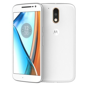 Motorola Moto G4 2GB 16GB White Reacondicionado