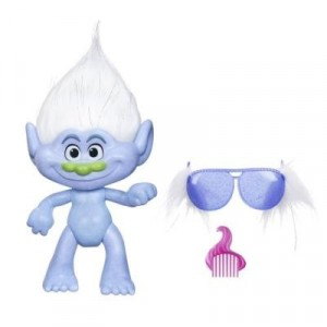 TROLLS - Muñeco Guy Diamante Brillante (Hasbro B8999EU4)
