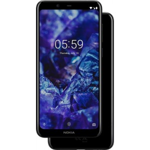 Nokia 5.1 Plus 3GB 32GB Negro Reacondicionado