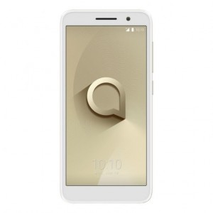 Alcatel 1 5033D 1GB 8GB Oro Marcas de Uso Reacondicionado
