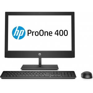 HP ProOne 400 G4 i5-8500T 8GB 256SSD 20.0 W10 Pixel en Pantalla Reacondicionado