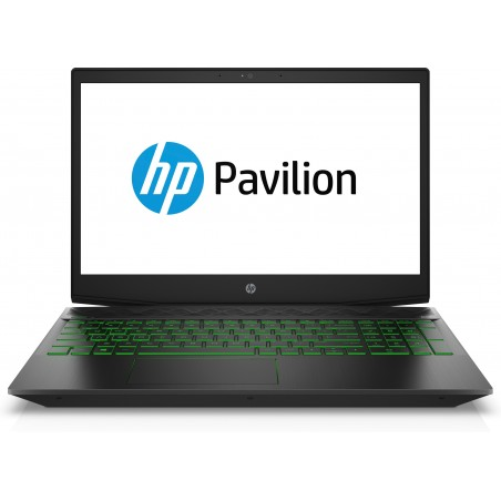 HP Pavilion Gaming Laptop15-cx0026nt i5-8300H 8GB 1TB 16GB OPTANE 15.6 GT 1050 W10 marcas de uso Reacondicionado