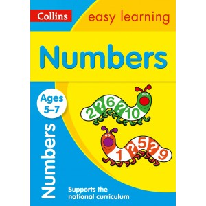 Numbers Ages 5-7: New...