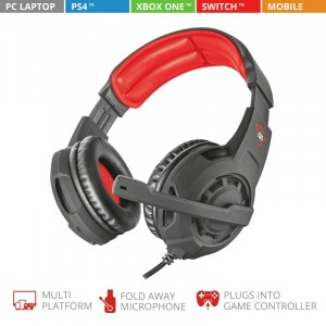 Trust GTX 4310 Jaww Gaming Auriculares