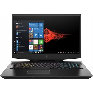 HP Omen 17-cb0007ns i7-9750H 16GB 1TB+512SSD GTX1660Ti 17.3 W10 Reacondicionado