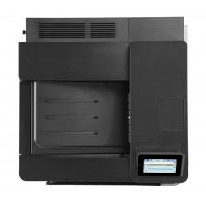 HP Color LaserJet Enterprise M651 N Láser Multicolor WiFi Negra
