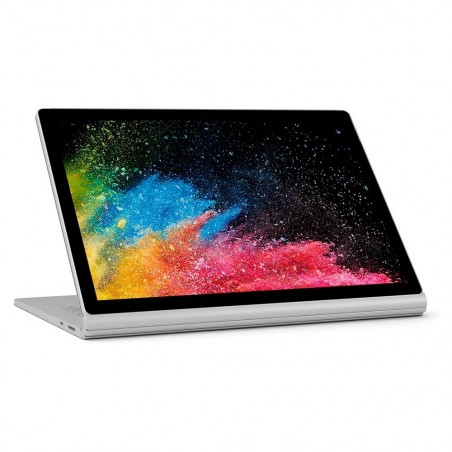Microsoft Surface Book 2 i7-8650U 16GB 256SSD GTX1060GDDR5 15.6 W10 pixel pantalla Reacondicionado