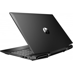 HP Pavilion Gaming Laptop17-cd0700nz i7-9750H 16GB 512SSD 17.3 GT1050 W10 Raya en pantalla