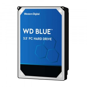 WD Blue WD60EZRZ Disco Duro Interno 3.5 6000GB 5400RPM HDD Reacondicionado