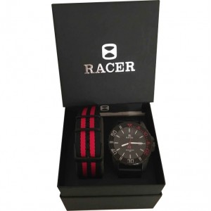 Reloj Racer 38mm Doble...