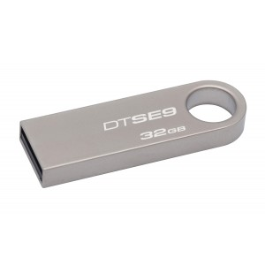 Kingston DataTraveler SE9 -DTSE9H 32GB Memoria USB, 32 GB, Plata