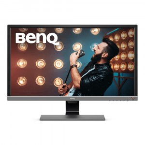 Benq EL2870U 28 LED 4KUHD TN 1ms 60Hz FreeSync marcas de uso Reacondicionado