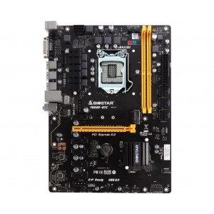 Biostar TB250-BTC ATX DDR4 Placa Base Reacondicionado