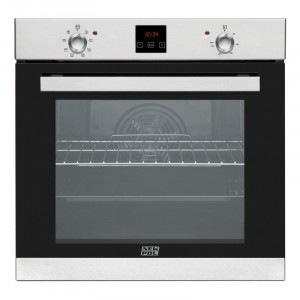 New Pol NWH900DX 75L Multifunción A Inox Horno Reacondicionado