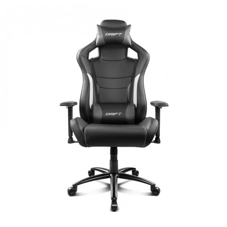 Drift DR400BGY Silla Gaming Gris Reacondicionado