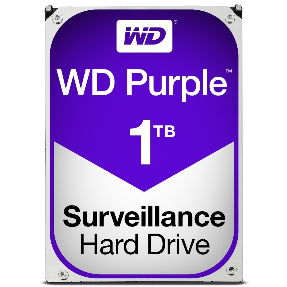Western Digital Purple WD10PURX Disco Duro de 1TB 3.5 Reacondicionado