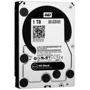 Western Digital Black WD1003FZEX Disco Duro de 1 TB 3.5 Reacondicionado