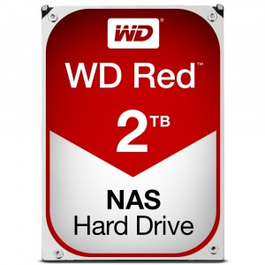 Western Digital Red WD20EFRX Disco Duro de 2 TB 3.5 Reacondicionado