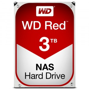 Western Digital Red WD30EFRX Disco Duro de 3 TB 3.5 Reacondicionado