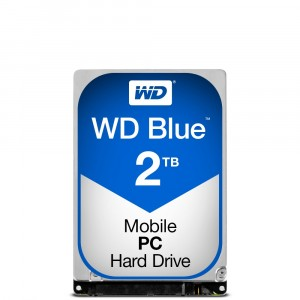 WD WD20NPVZ Blue 2.5 2TB Hibrido 5400RPM Disco Duro Reacondicionado