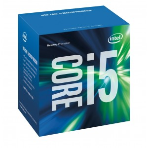 Intel Core i5-6600 (Quad-Core, 3.3 GHz, 6 MB Cache) - Procesador
