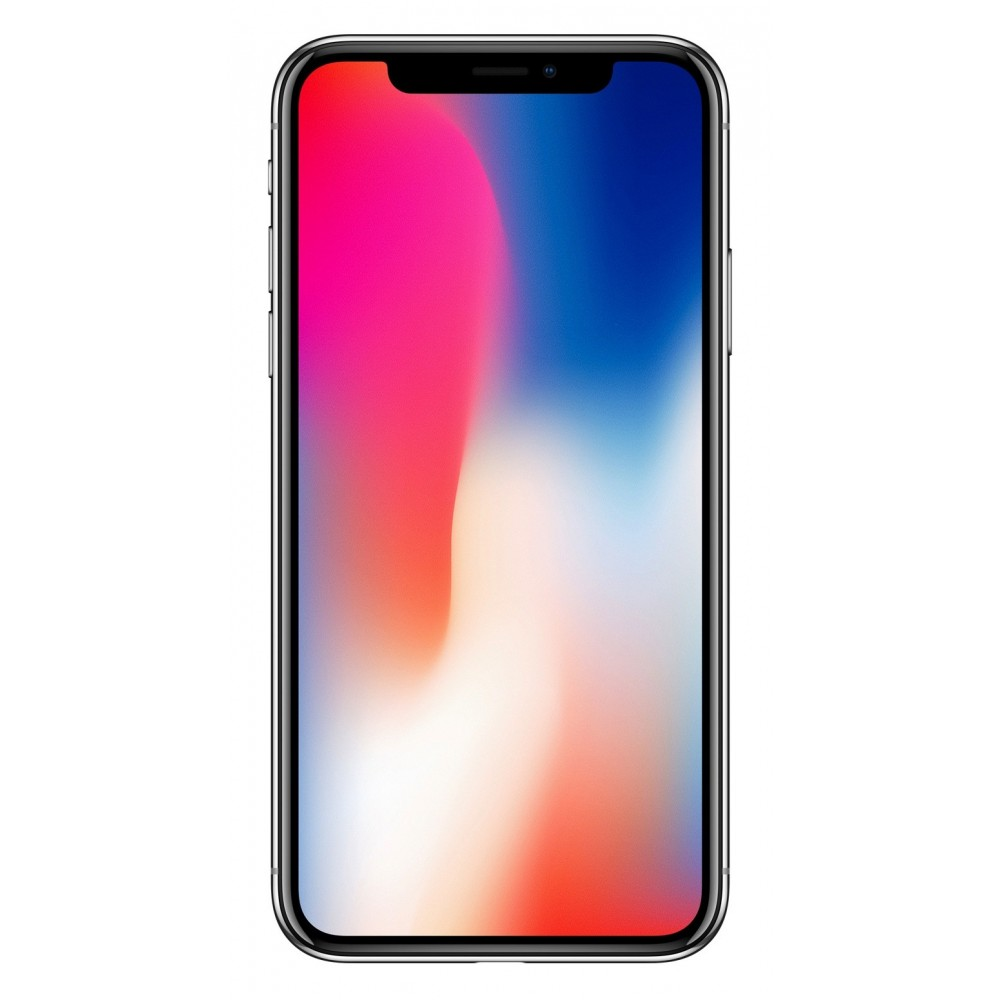 Apple iPhone X 3GB 256GB Space Gray Raya en carcasa Reacondicionado