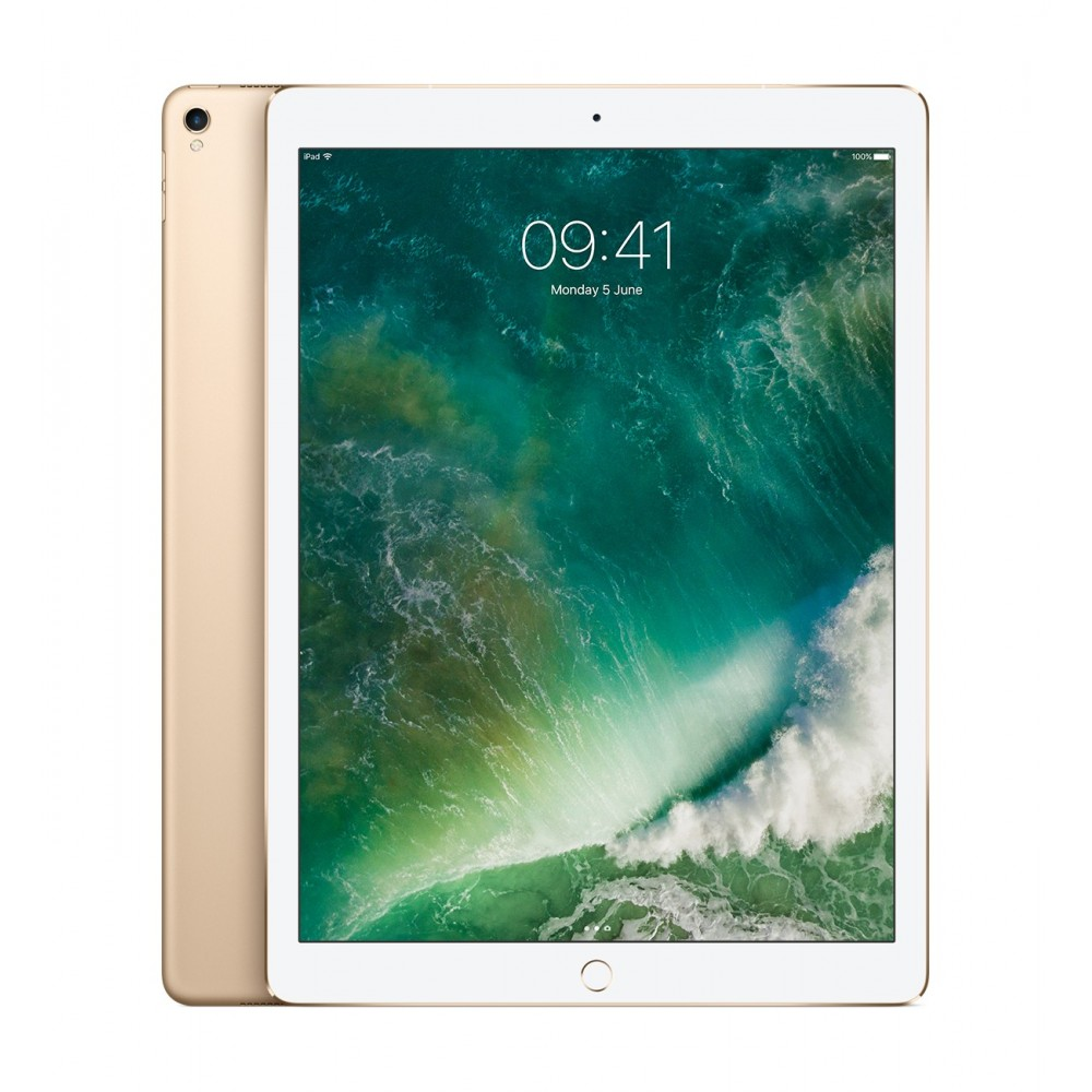 Apple iPad Pro 12.9 2GB 256GB Gold Raya en carcasa Embalaje Genérico Reacondicionado