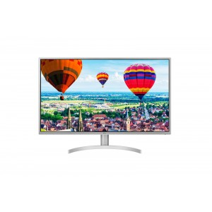 LG 32QK500-W 31.5 Wide LED QHD IPS 75Hz 8ms FreeSync Reacondicionado