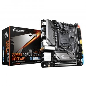 Gigabyte Z390 I Aorus Pro WiFi Mini ITX Reacondicionado