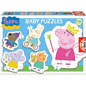 Peppa Pig baby Puzzles (5...