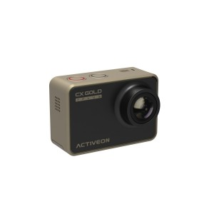 Activeon CX GOLD PLUS GCB10W Cámara de acción deportiva 1080p Marcas de Uso Reacondicionado