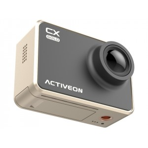 Activeon CX Gold GCA10W Cámara de acción deportiva Full HD 1080p 60fps Marcas de Uso - Embalaje Genérico Reacondicionado