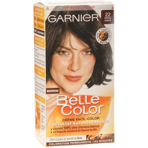 Belle color - Castaño N ° 22