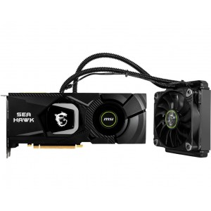 MSI GeForce RTX 2080 SEA HAWK X 8GB GDDR6 Caja Abierta