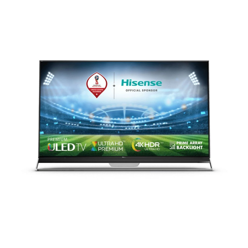 Hisense H65U9A 65 ULED 4KUHD Smart TV (Polvo en Pantalla) Reacondicionado