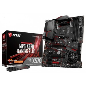 MSI MPG X570 Gaming Plus AM4 Reacondicionado