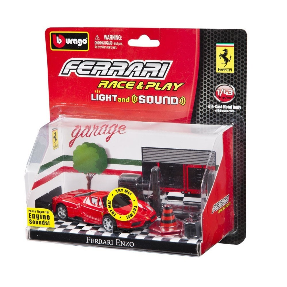 FERRARI RACING SOUND BURAGO
