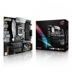 PLACA ASUS STRIX Z270G GAMING