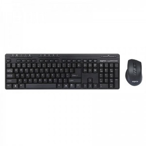 2,4GHZ WIRELESS KEYBOARD MULTIMEDIA HOME II