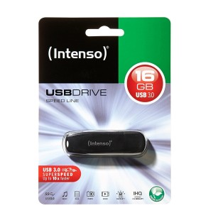 Intenso USB Drive 3.0 16GB Speed Line NEU