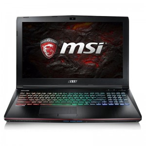 PORTATIL MSI GE62VR 7RF,I7-7700HQ,16GB,256SSD+1TB,15.6